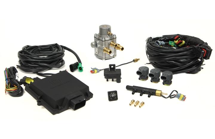 Micro Kit 3 Cil. Antonio + Riduttore GPL