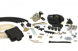 Kit 4 cyl Antonio Injectors Split CNG