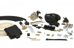 Kit 4 cyl Max Antonio Iniettori United CNG