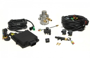 Micro Kit 2 Cil. Antonio + Riduttore GPL