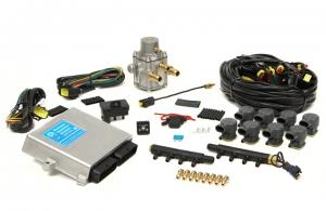 Micro Kit 8 Cil. + Riduttore GPL