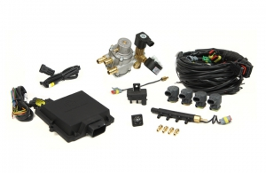 Mini Kit 4 Cyl. Antonio Injectors Split CNG