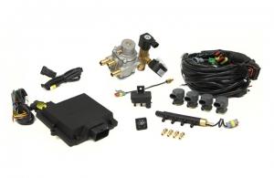 Mini Kit 4 Cil. Antonio Iniettori Divisi METANO