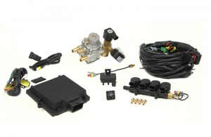 Mini Kit 4 Cyl. Antonio Injectors CNG