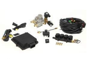 Mini Kit 4 Cil. Iniettori Uniti Antonio METANO