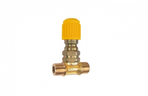 Valvola carica CNG tipo Vacait CNG Filling Valve type Vacait